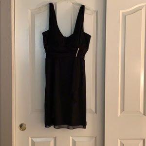 Holiday/ Evening Dress. Chiffon fabric. Size 14